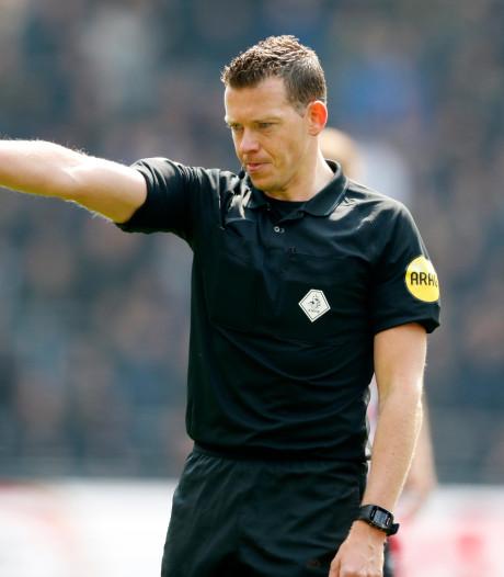 Allard Lindhout leidt Excelsior - Willem II, Higler fluit thuiswedstrijd tegen PSV