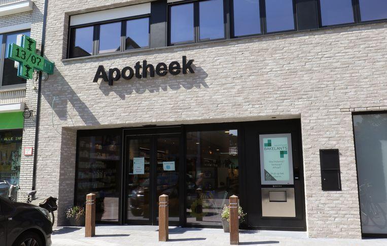Apotheek Bakelants is gevestigd in de Kollegestraat in Geel.