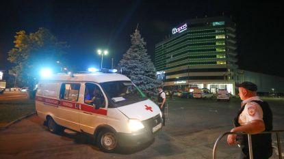 Russisch wereldbekerhotel geëvacueerd na bommelding