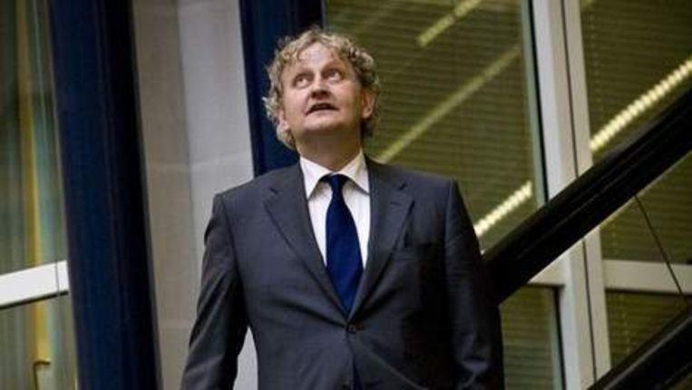 PvdA'er Eberhard van der Laan. Foto GPD Beeld