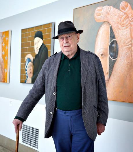 Kunstenaar Co Westerik overleden