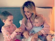 Feest voor dochtertje Chantal Bles: schoon en gezond verklaard