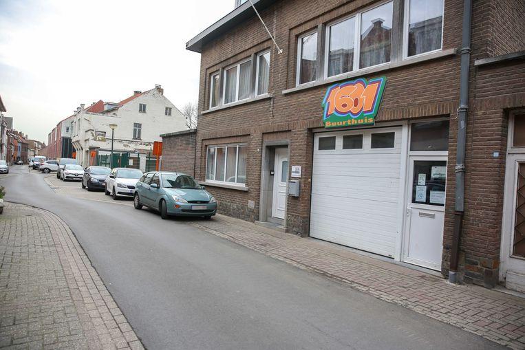 Buurthuis 1601 in de Kerkstraat