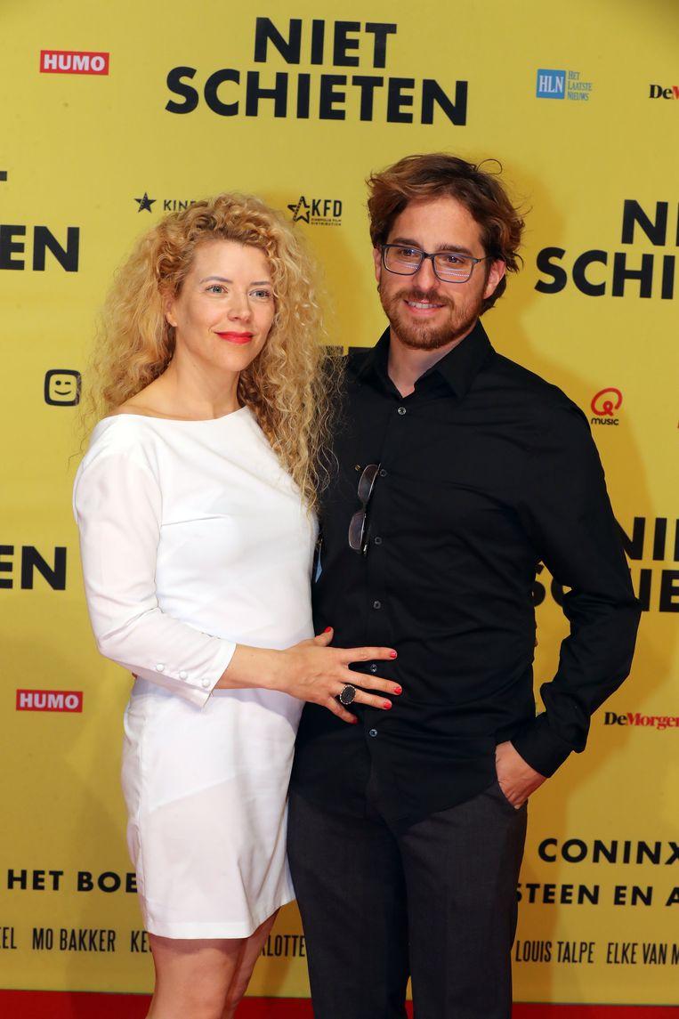 Sylvia Van Driessche en Jelle De Beule