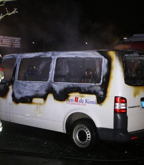 Veenendaler (21) aangehouden die jerrycans met benzine vulde voor mogelijke brandstichting