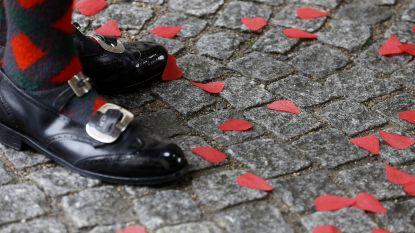 Schelle herdenkt oorlogsslachtoffers op 11 november