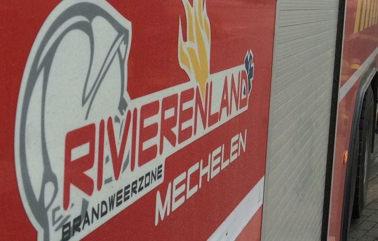 De Mechelse brandweerpost van Hulpverleningszone Rivierenland