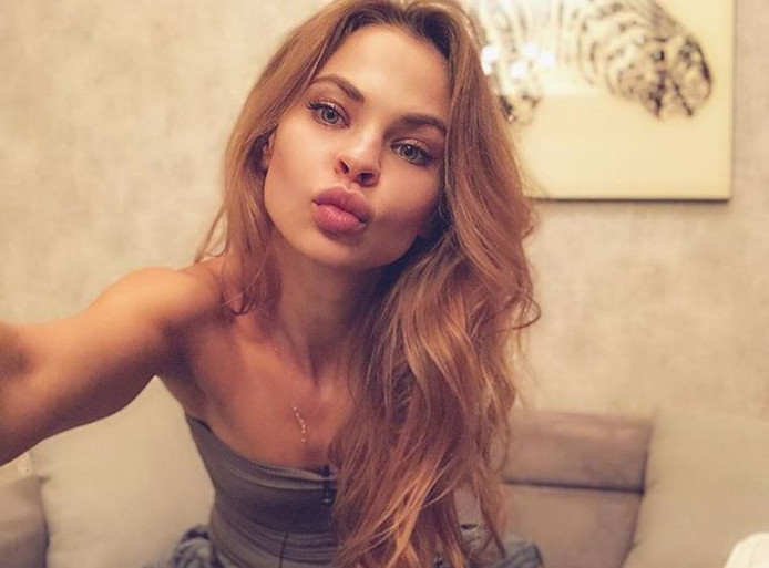 Anastasia Vasjoekevitsj, als escort ook bekend onder naam Nastya Rybka