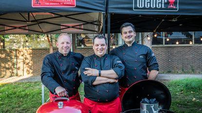 De mannen die hun volk leerden barbecueën