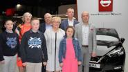 V&D Motors opent nieuwe showroom van Nissan in Aarsele