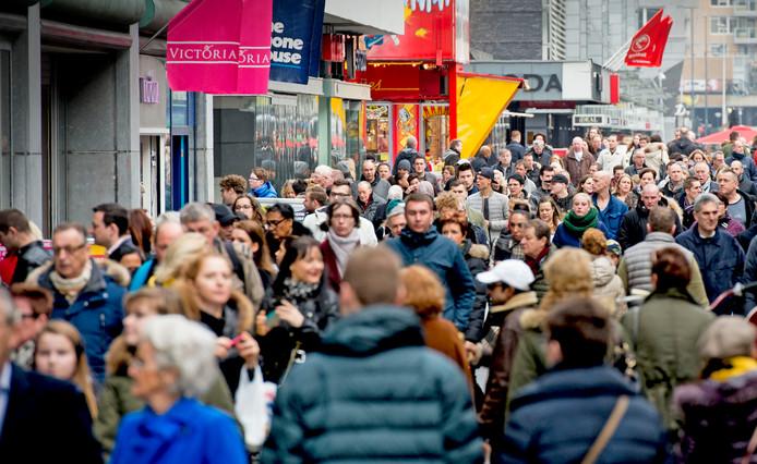 Bijna alle winkels zijn open op Koningsdag.