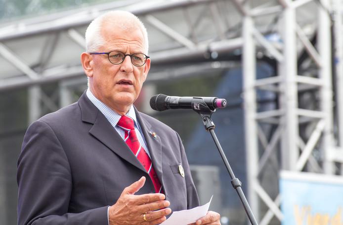 Marsleider Johan Willemstein loopt volgend jaar zelf mee.