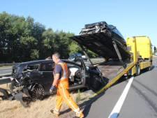 Ongeluk op A1 bij Bathmen, rijstroken weer open