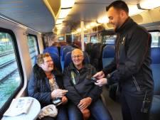 Achter de schermen bij treinconducteur Levi Parlevliet: 'Zoveel meer dan kaartjes controleren'