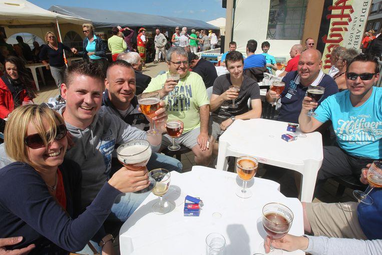 Middelkerke sfeerbeeld bierweekend