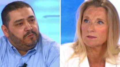 """Kopstuk van partij Islam weigert tijdens debat Waalse journaliste aan te kijken: """"Ik voelde me vernederd"""""""