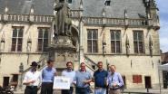 Federatie Distillateurs viert 750 jaar jeneverbes in Damme