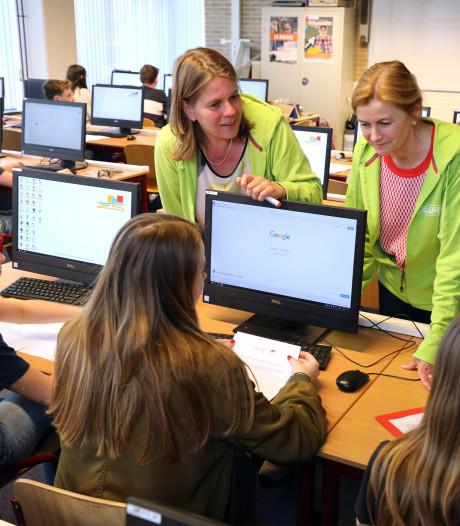 Zeeuws-Vlaamse scholieren vrijwillig naar school in de meivakantie