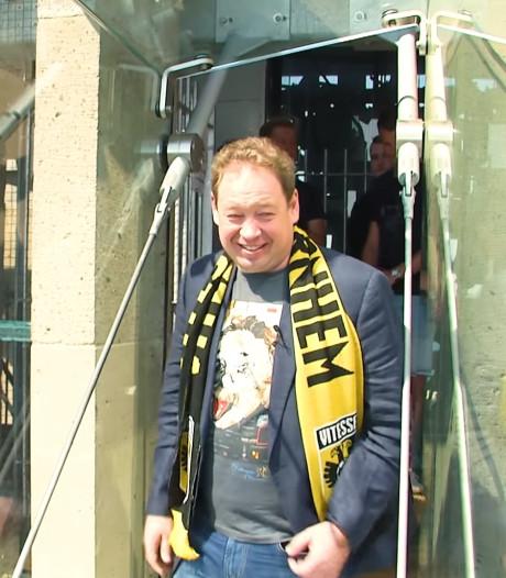 Vitesse-trainer Sloetski voelt zich weer een kind in Arnhemse trolley