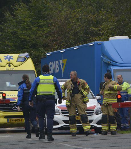 Twee aanrijdingen op één dag: uren geen treinen tussen Putten en Nunspeet