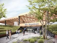 Nieuw station Ede-Wageningen  mag er komen