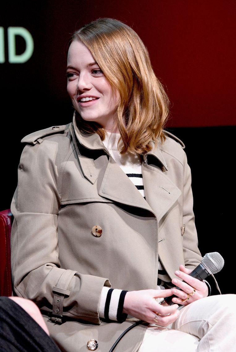 Emma Stone in 'new Celine': wat in de winkel hangt, is verrassend klassiek. Beeld null