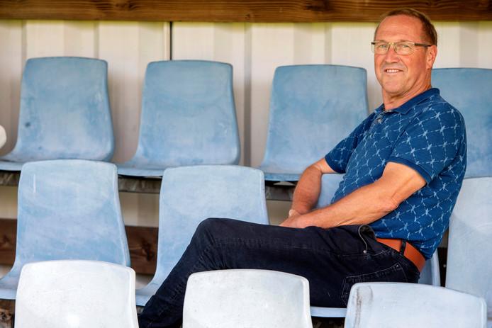 Adrie van de Wouw stopt na 13 jaar als voorzitter van Tuldania, maar blijft bij de club betrokken.