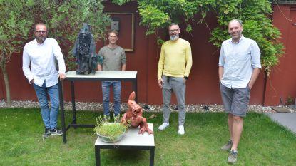 BLAFtrappers halen met kunstveiling 8.260 euro op voor Kom op tegen Kanker