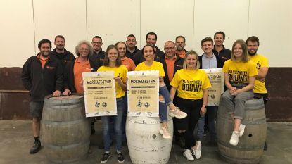 KLJ en LG Vlezenbeek bundelen de krachten: Mosselfestijn moet geld opbrengen voor nieuwbouw