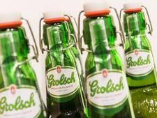 Merkloos bier verkocht als Grolsch door oplichtersbende