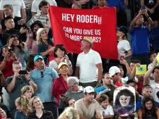 Federer en Tsitsipas overtuigen in eerste ronde