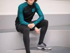 Vitesse-fan Dylan (16) speelt nu in NEC-tenue