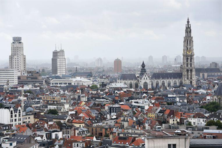Een huis in de stad Antwerpen kost bijna 8 procent meer dan het jaar daarvoor: gemiddeld 297.162 euro.