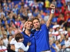 Fransen bereiken weer finale Davis Cup