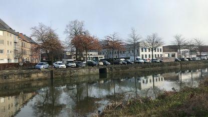"""Stadsbestuur twijfelt over bouw brug: """"Fietsers- en voetgangersbrug over Dender 400.000 euro duurder dan geschat"""""""