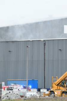Brand Antwerpse haven onder controle, rampenplan ingetrokken
