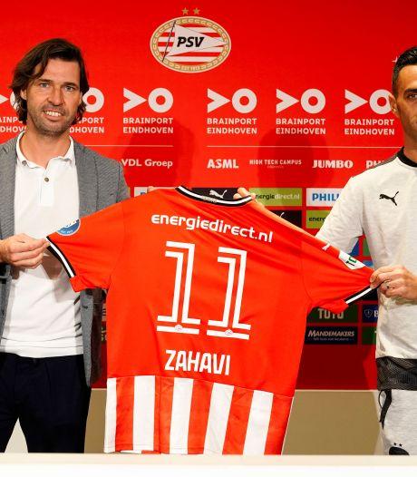 Eran Zahavi: op jacht naar een plekje tussen de groten bij PSV