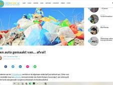 Oud-Valkenswaarder maakt website met lichtvoetig nieuws: 'Met nepkazen kun je stuiteren'