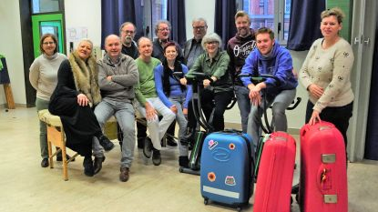 Waaile Van Dwoeurp gaat naar 'Kuuroord Fontina'