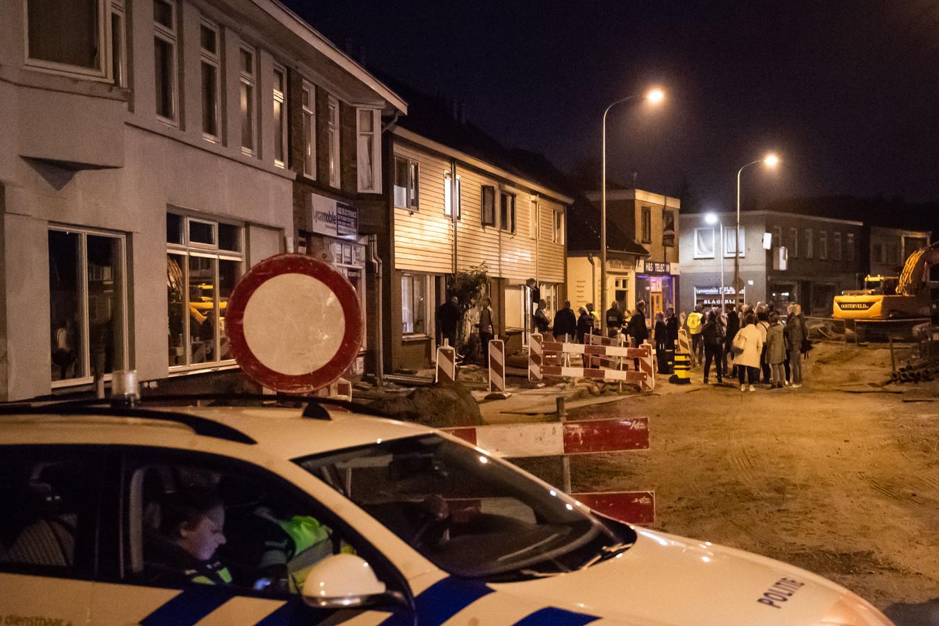 De grote politie-inval van afgelopen dinsdag in Almelo