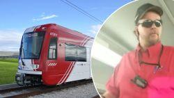 """Treinbegeleider noemt vrouwelijke passagiers """"pornosterren die tampons in elkaar stoppen"""""""