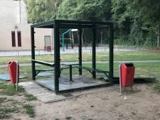 'Hufterproof' hangplek in Enschede binnen zeven maanden gesloopt
