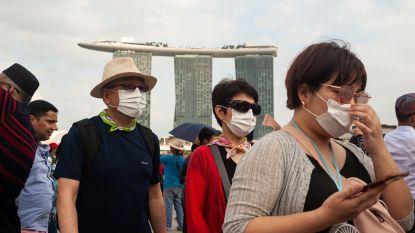 Meer dan 1.400 nieuwe coronabesmettingen in Singapore, grootste toename in één dag