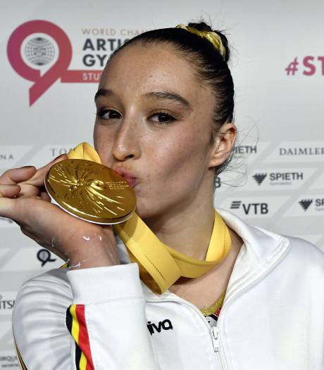 """Nina Derwael : """"Être prête pour aller chercher l'or olympique"""""""