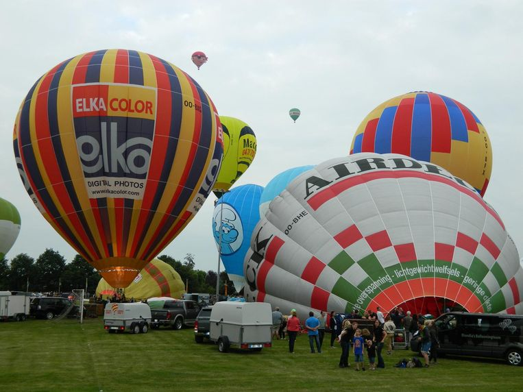 De Balloonmeeting vond 34 jaar lang plaats in Eeklo.