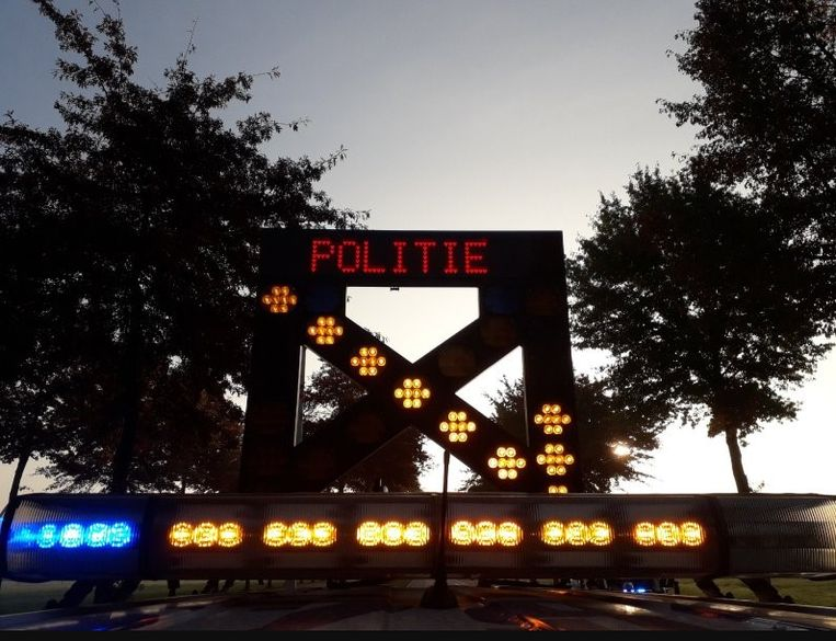 Vijf mannen speelden hun auto kwijt bij politiecontroles in en om Antwerpen. Foto ter illustratie.