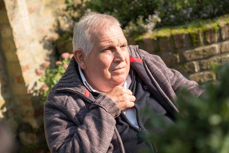 Freddy Sergier overleed aan het coronavirus.