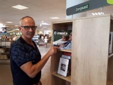 Mantelzorgkasten in bibliotheken Rijssen en Holten