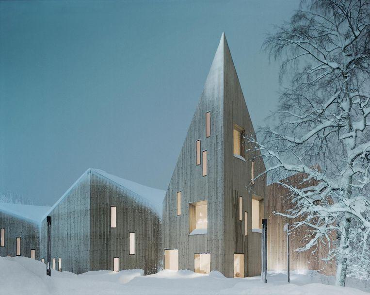 null Beeld Reiulf Architects
