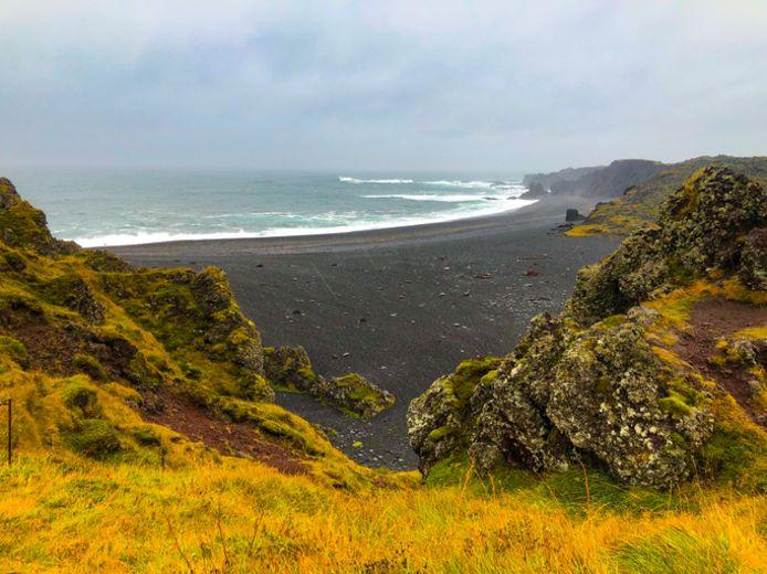 Djúpalónssandur Beach Black Beach